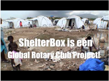 Compare Consult Steunt Actie Rotary Ten Behoeve Van Shelterbox